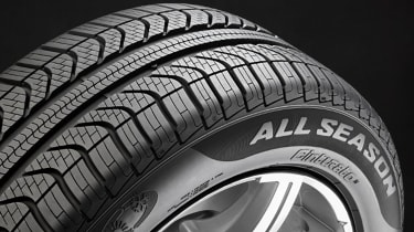 Pirelli Cinturato all-season tyre
