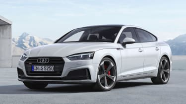Audi S5 Coupe - front static