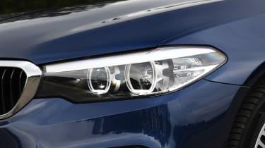 BMW 5 Series - Headlight