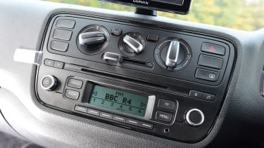 Skoda Citigo - dashboard