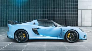 Lotus Exige Sport 410 - profile