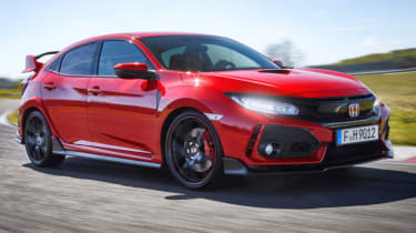 Best track day cars - Honda Civic Type R