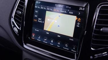 Jeep Compass - infotainment