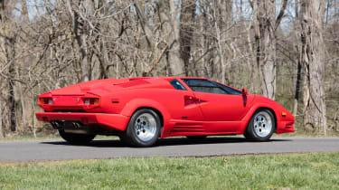 Lot 53 – 1989 Lamborghini Countach 25th Anniversary