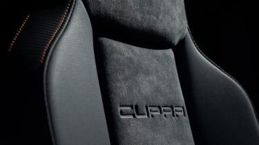 SEAT Leon Cupra R ST - seat