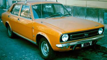 Top 10 worst cars - Morris Marina beige 2