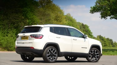 Jeep Compass - rear static