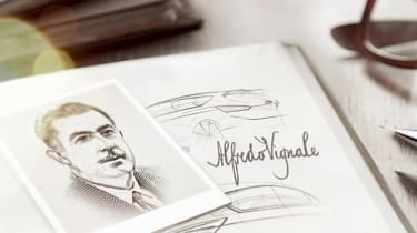 Vignale History - Alfredo Vignale