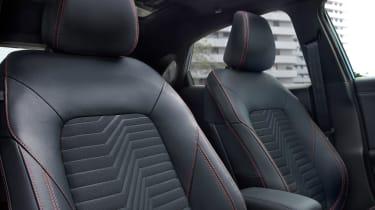 Ford Puma - seats