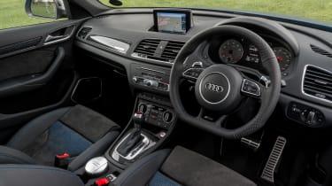 Audi RS Q3 Performance 2016 - interior