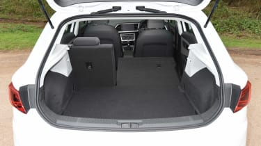 SEAT Leon - boot
