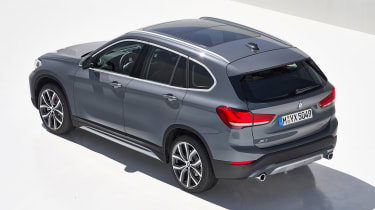BMW X1 - rear static