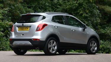 Vauxhall Mokka X - rear static