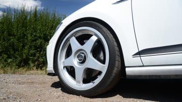 Mountune VW Golf R - wheel