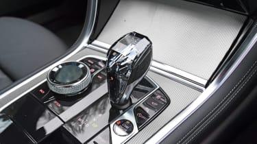BMW 8 Series gear lever