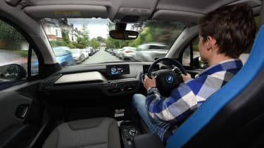Ultimate guide to car sharing - DriveNow Martin Driving