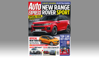 Auto Express Issue 1,676