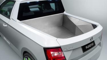 Skoda Funstar pick-up - load bed