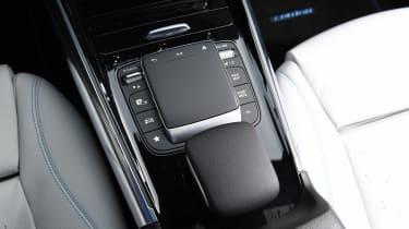 Mercedes EQA 250 - centre console