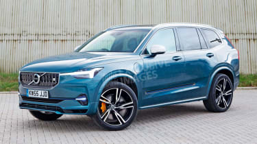 Volvo XC90 - best new cars 2022 and beyond