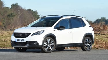 Peugeot 2008 - front static