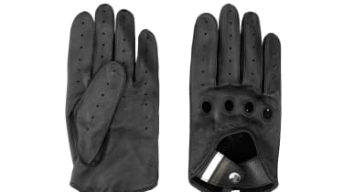 Jaguar driving gloves
