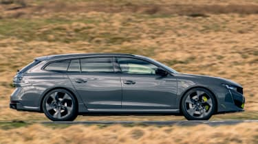 Peugeot 508 Sport Engineered - side