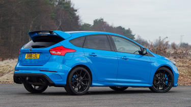 Ford Focus RS Mountune - rear static