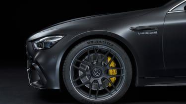 MercedesA-AMG GT four-door Coupe - wheel
