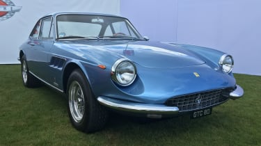 Salon Prive 2017 - Ferrari GTC