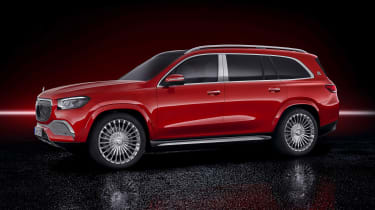 Mercedes-Maybach GLS - front