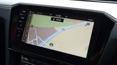 Volkswagen Passat - navigation
