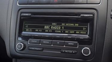 Used Volkswagen Polo - radio