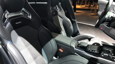 Mercedes-AMG - Paris - Seats