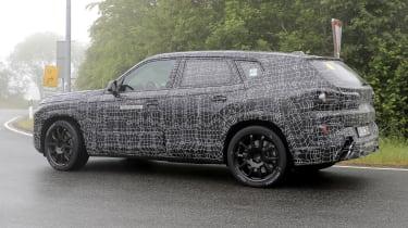 BMW X8 - 2021 spyshot 12
