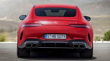 Mercedes-AMG GT 4-Door 63 S E-Performance - full rear
