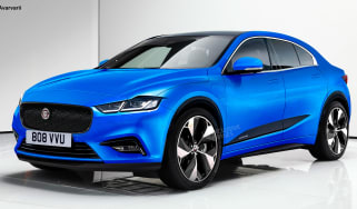 Baby electric Jaguar