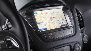 Hyundai ix35 Premium SE sat-nav