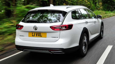 Vauxhall Insignia Country Tourer - rear