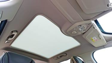 Citroen Grand C4 Picasso - panoramic sunroof