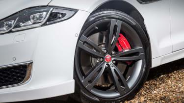 Jaguar XJR - wheel detail