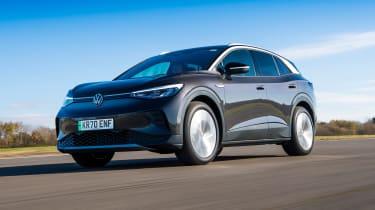 VW ID.4 - O/S tracking