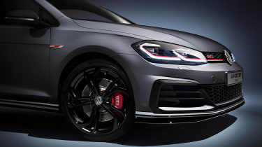 Volkswagen Golf GTI TCR - front detail