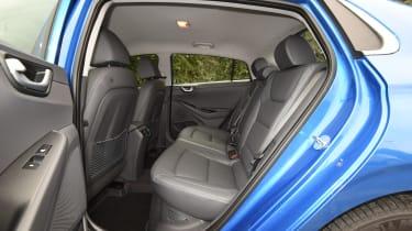 Hyundai Ioniq Plug-in - back seats