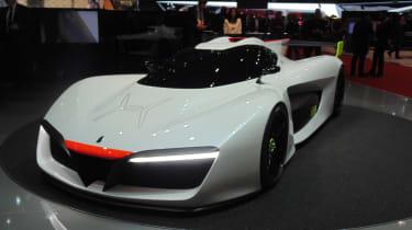 Pininfarina H2 Speed concept - Geneva show front