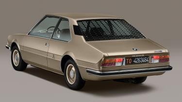 BMW Garmisch concept - rear 3/4 static