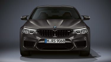 BMW M5 Edition 35 Years - full front