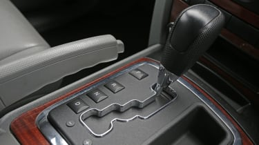 Used Jeep Grand Cherokee - transmission