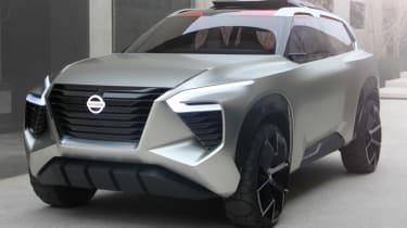 Nissan Xmotion Concept - front quarter