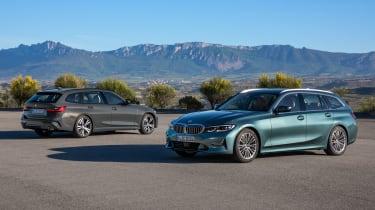 BMW 3 Series Touring - range